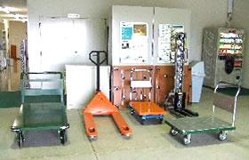 荷物搬入室2